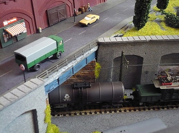 Model train supplies auckland
